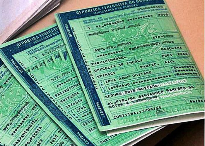 IPVA RJ 2016 – Tabela e Calendário de Pagamento