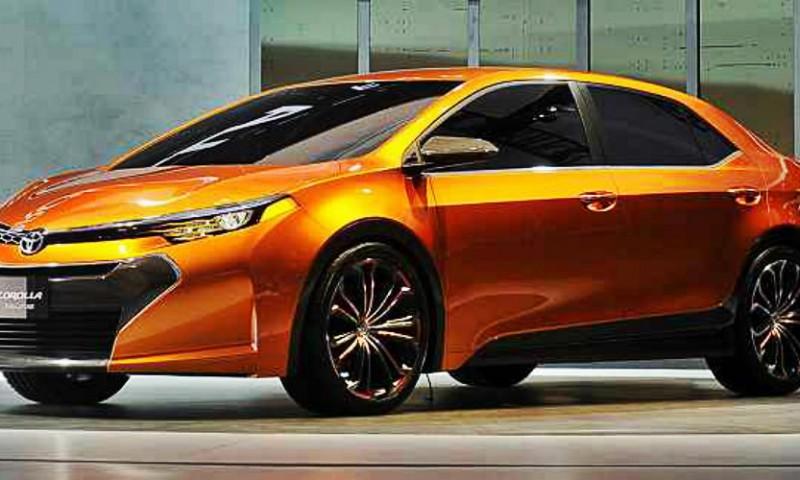 Toyota Corolla 2017 ganhará Novo Visual