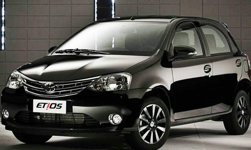 Lançamento do Novo Toyota Etios 2017