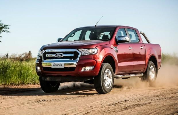 Ford Ranger 2017 – Preços e Novidades das Versões