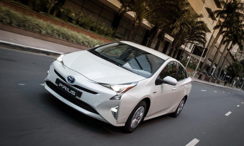 Novo Toyota Prius será lançado no Brasil