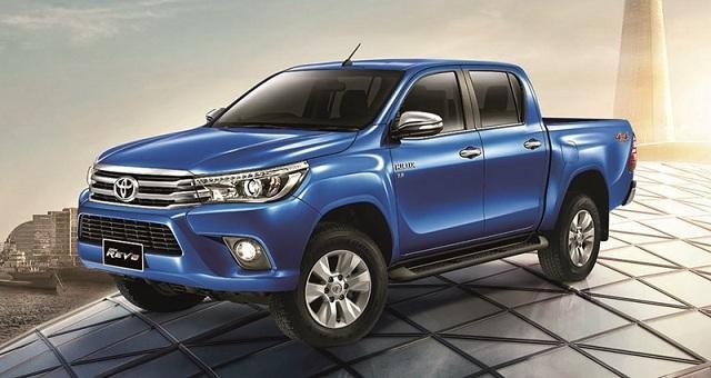 Nova Toyota Hilux 2017 – Características e Novidades