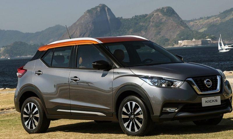 Nissan Kicks 2017 – Novidades e Lançamento no Brasil