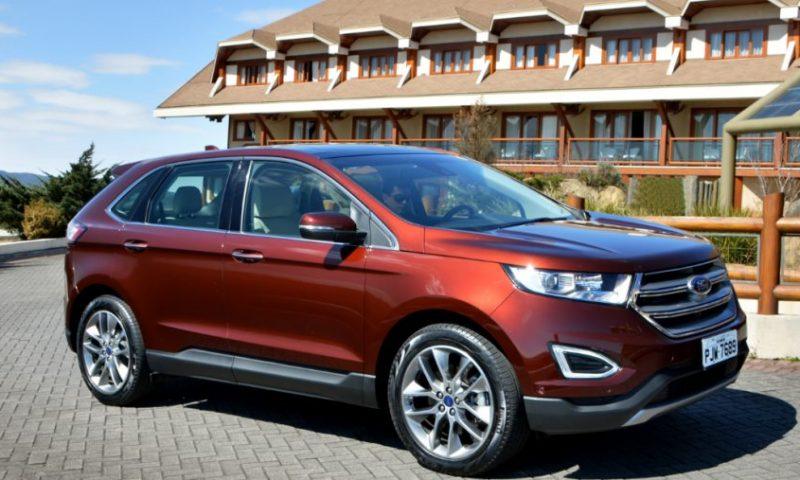 Novo Ford Edge – Lançamento e Preço no Brasil