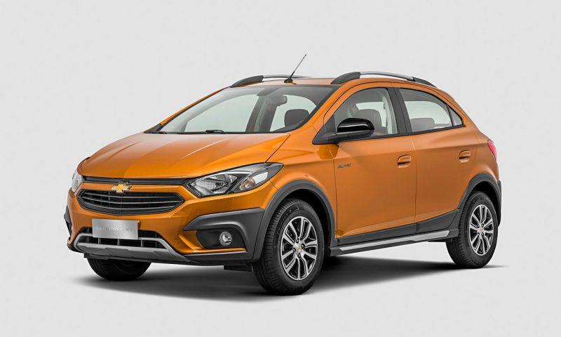 Chevrolet Onix Prisma e Onix Activ 2017 – Lançamento no Brasil