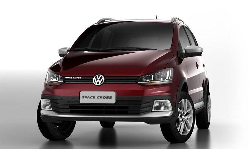 Novo Volkswagen SpaceCross 2017