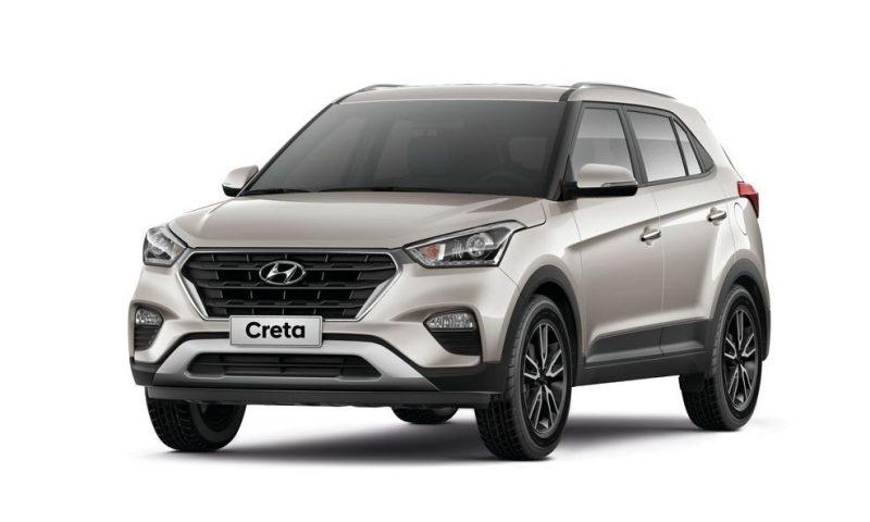 Hyundai Creta – Lançamento no Salão de São Paulo