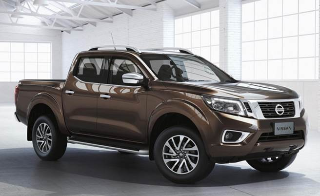 Nissan Frontier teve sua nova geração apresentada