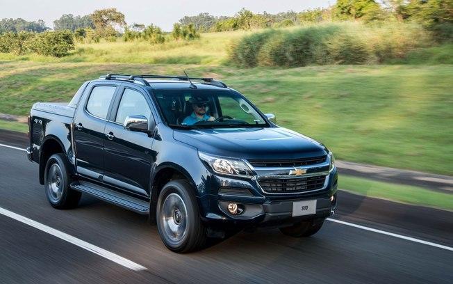 Chevrolet S10 2018 – Especificações, Ficha Técnica