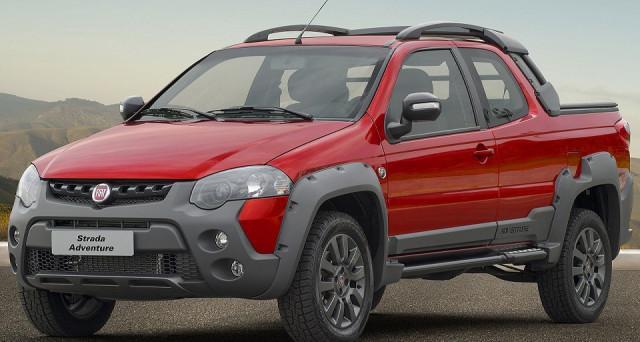 Fiat Strada 2018 – Ficha Técnica, Especificações