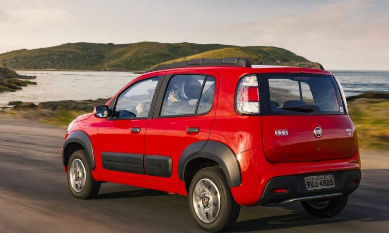 Fiat Uno 2018 – Características, Versões
