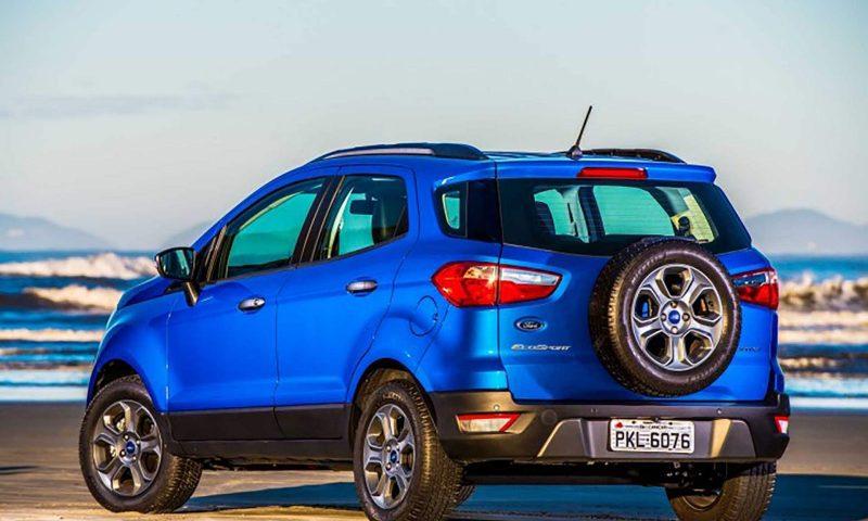 Ford EcoSport 2018 – Características, Especificações