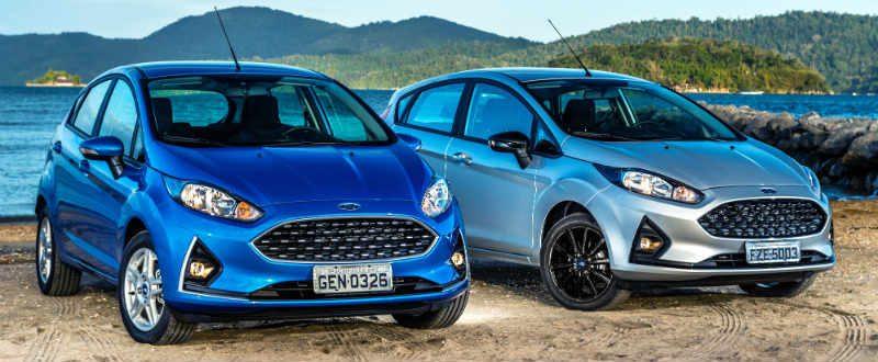 Ford New Fiesta 2018 – Características, Ficha Técnica, Preços