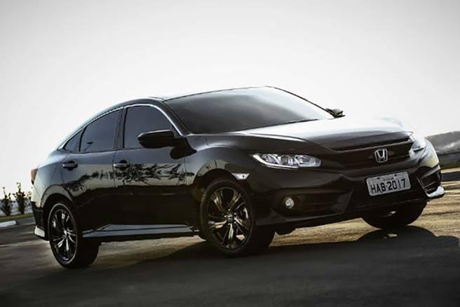 Honda Civic 2018 – Características, Especificações