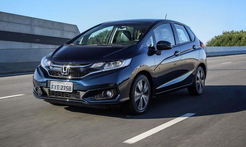 Honda Fit 2018 – Especificações, Preços