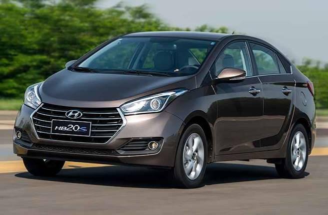 Hyundai HB20S 2018 – Ficha Técnica, Especificações