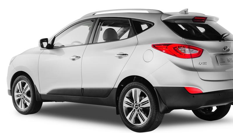 Hyundai ix35 2018 – Especificações, Características