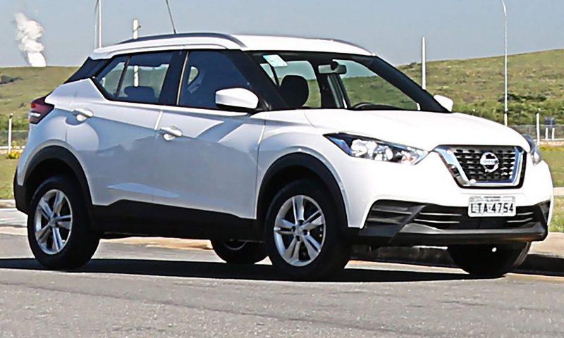 Nissan Kicks 2018 – Características, Especificações