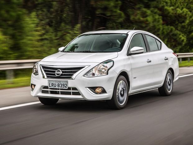 Nissan Versa 2018 – Características, Especificações