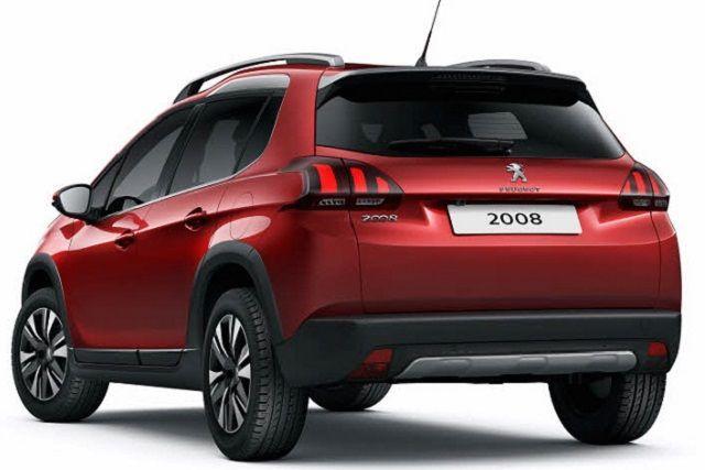 Peugeot 2008 2018 – Ficha Técnica, Especificações