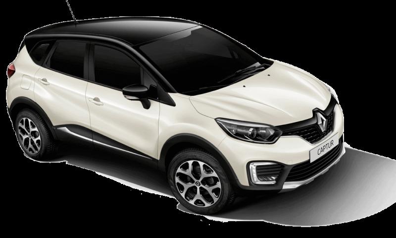 Renault Captur 2018 – Características, Ficha Técnica