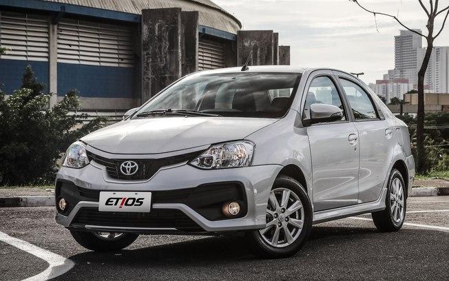 Toyota Etios Sedan 2018 – Ficha Técnica, Especificações
