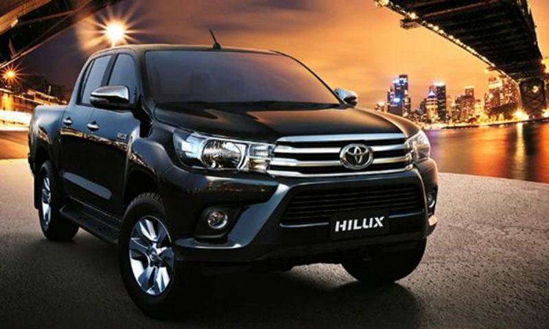 Toyota Hilux 2018 – Características, Preços