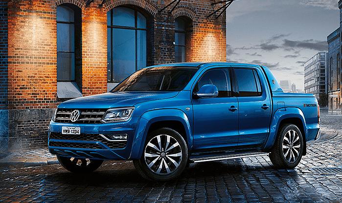 Volkswagen Amarok 2018 – Características, Ficha Técnica
