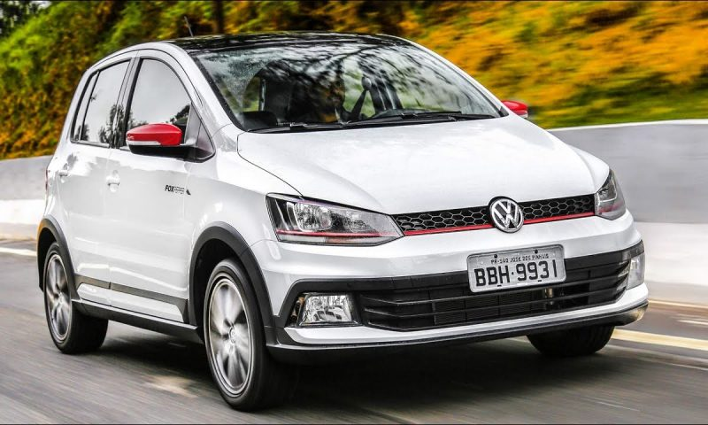 Volkswagen Fox 2018 – Ficha Técnica, Especificações