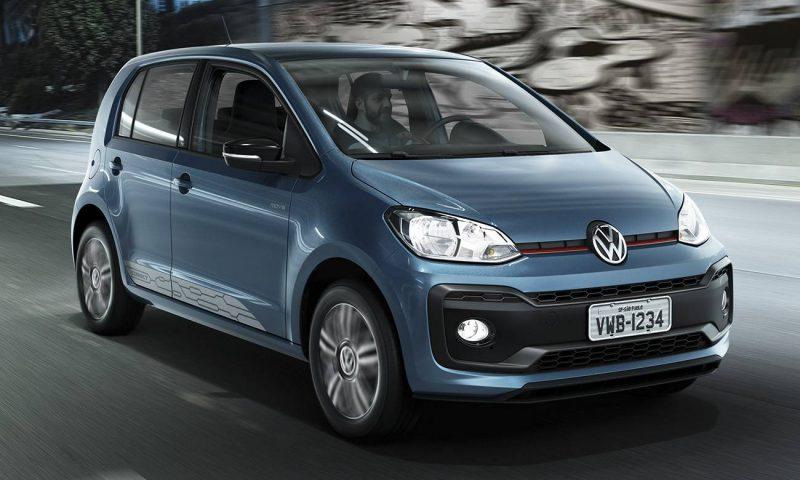 Volkswagen Up! 2018 – Características, Especificações