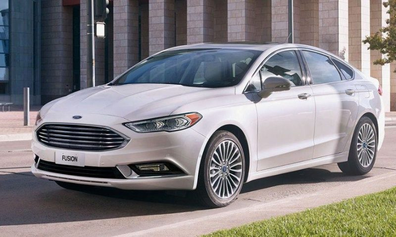 Ford Fusion 2018 – Características, Ficha Técnica