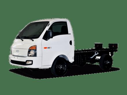 Hyundai HR 2018 – Especificações, Características
