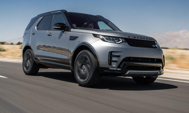 Land Rover Discovery 2018 – Características, Especificações Técnicas