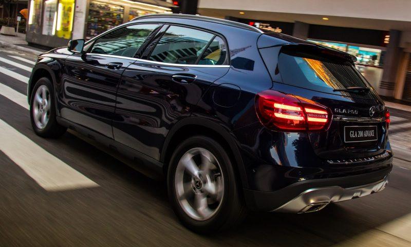 Mercedes-Benz GLA 2018 – Especificações Técnicas, Características