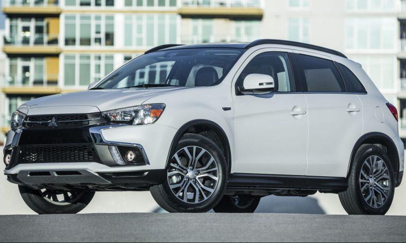 Mitsubishi ASX 2018 – Especificações, Ficha Técnica