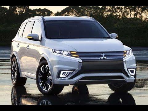 Mitsubishi Outlander 2018 – Características, Ficha Técnica