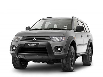 Mitsubishi Pajero 2018 – Especificações, Características