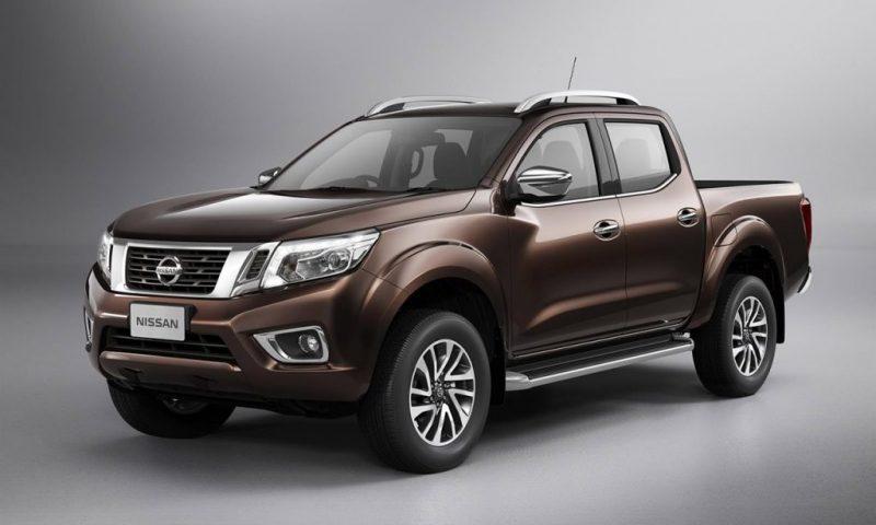 Nissan Frontier 2018 – Ficha Técnica, Características