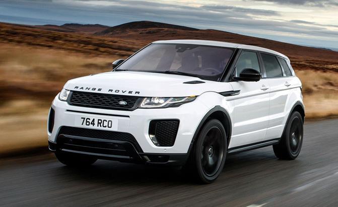 Range Rover Evoque 2018 – Características, Especificações