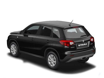 Suzuki Vitara 2018 – Ficha Técnica, Características
