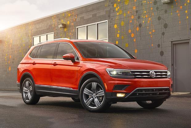 Volkswagen Tiguan 2018 – Características, Ficha Técnica