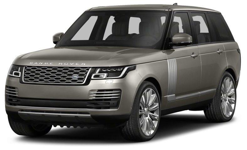 Land Rover Range Rover 2018 – Características, Especificações