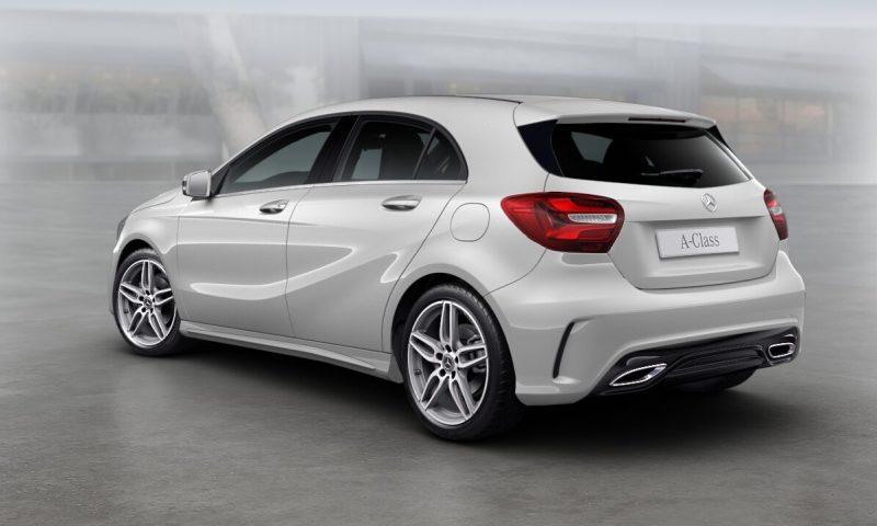 Mercedes-Benz A200 2018 – Ficha Técnica, Características