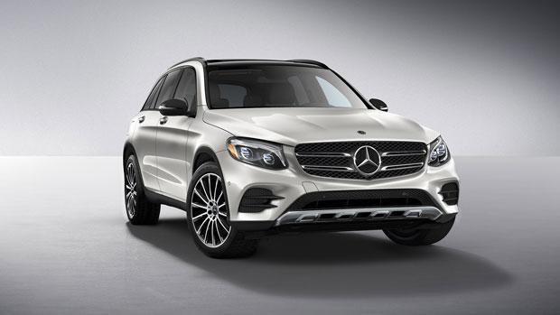 Mercedes-Benz GLC 2018 – Ficha Técnica, Especificações