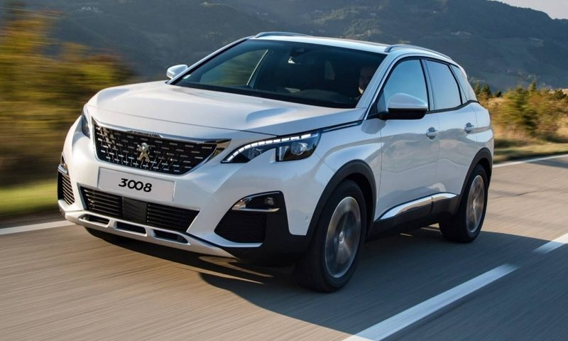 Peugeot 3008 2018 – Especificações, Características