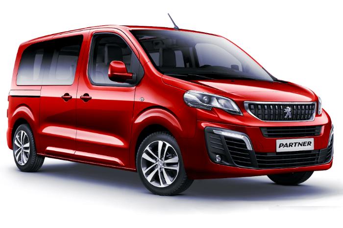 Peugeot Partner 2018 – Ficha Técnica, Especificações