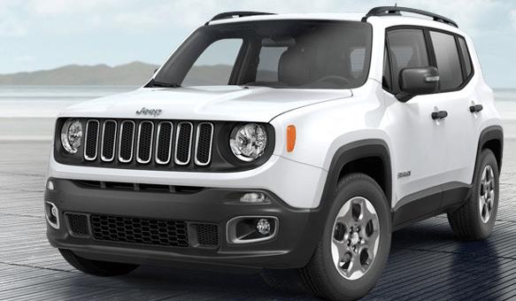 Jeep Renegade 2018 tem desconto no Preço