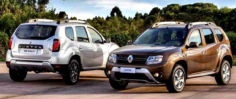 Renault Logan, Sandero e Duster Oroch – Alta nos Preços