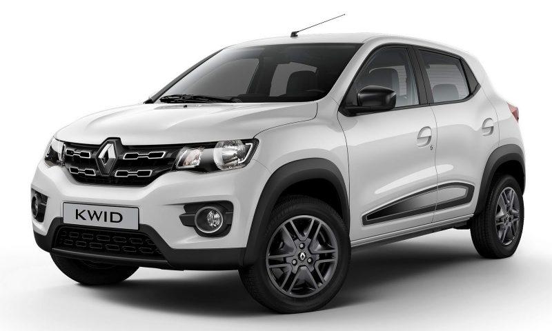 Renault Kwid 2018 – Reajuste nos Preços